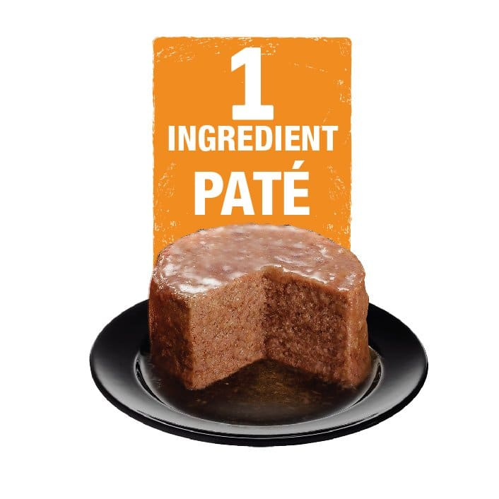1 ingredient pate for cats