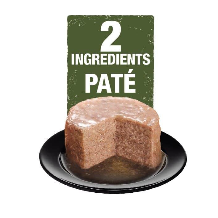2 ingredient pate