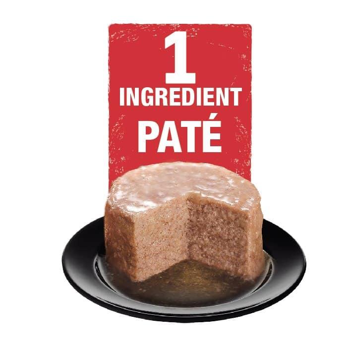 1 ingredient cat pate